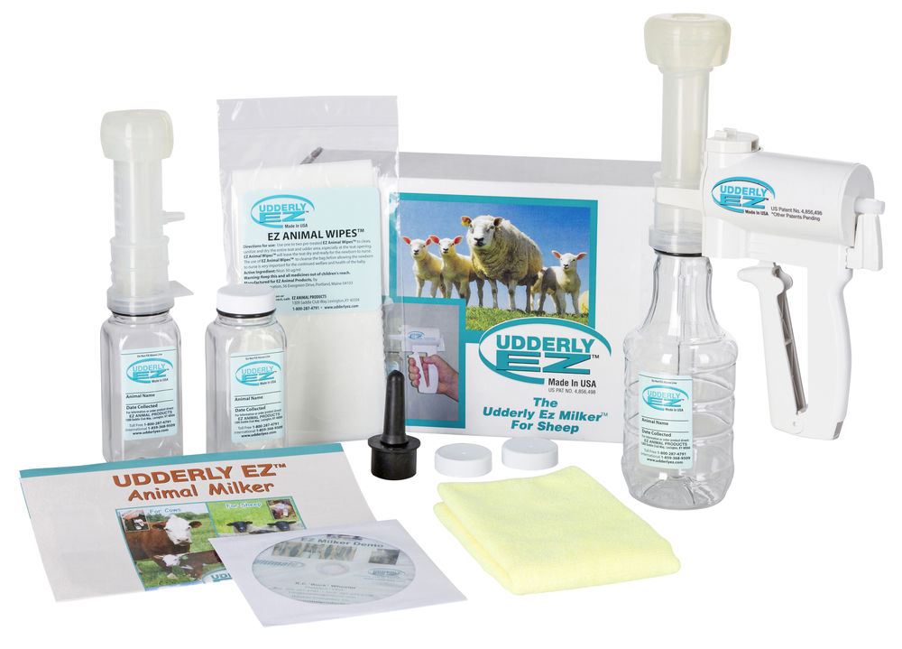 Reparatur-Set Melkpumpe für Schafe