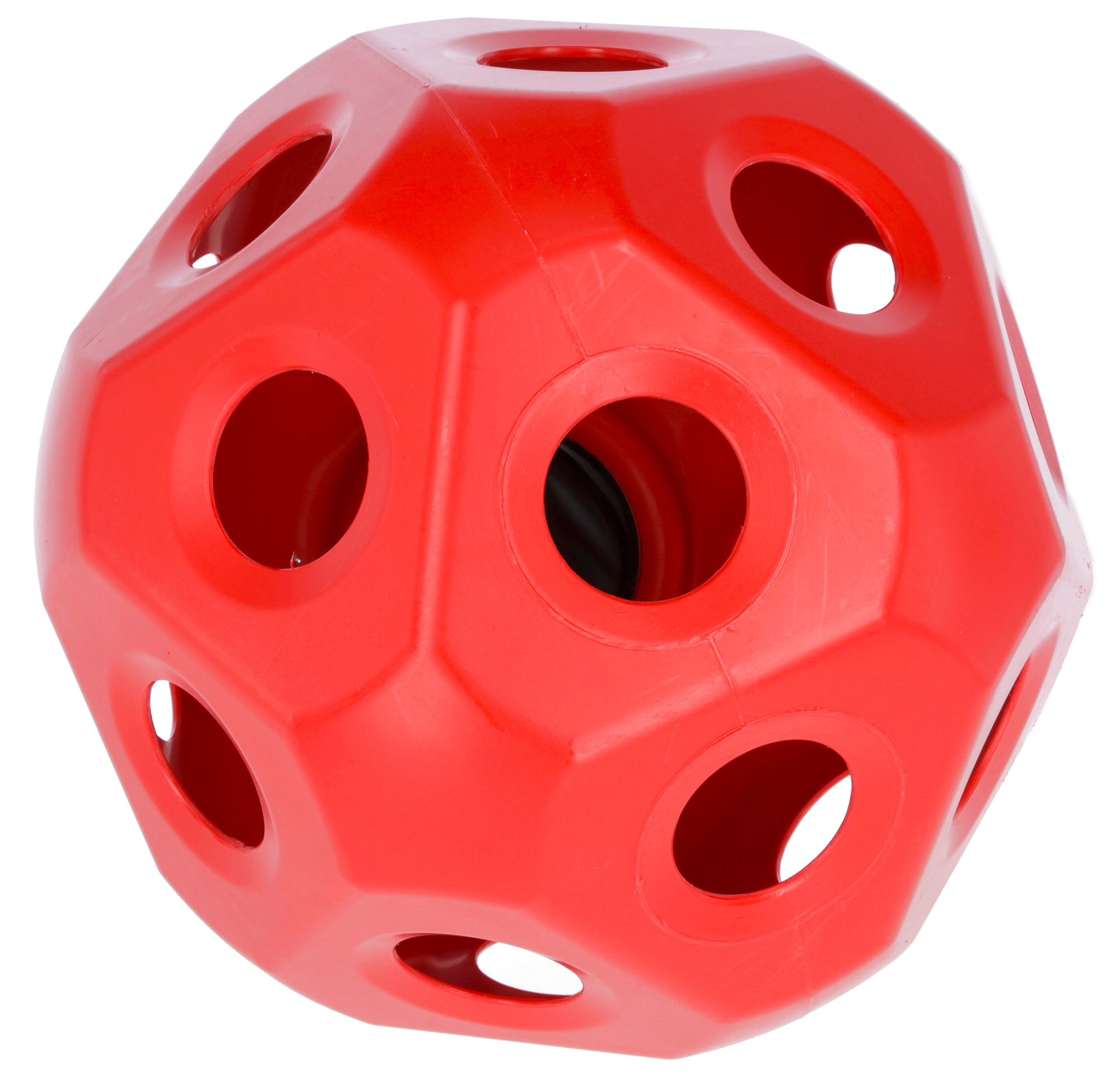 HeuBoy rot, Futterspielball