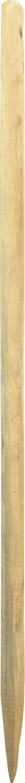 Robinienpfahl, Natur, d=6-8 cm gespalten, geschliffen, gefast,