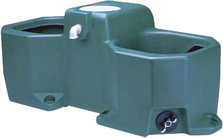 Laufstall- und Weidetränke Mod. WT80-N mit Niederdruckventil