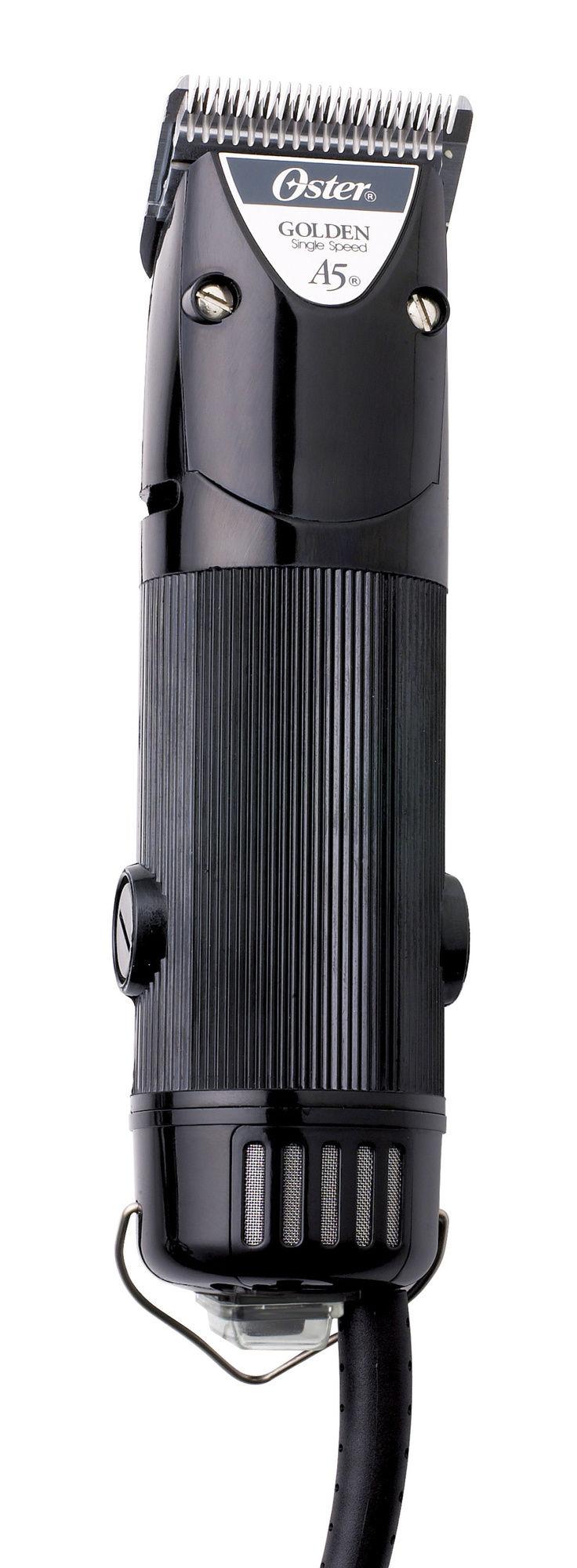 Oster-Schermaschine Golden A5  1-speed (ohne Schermesser)