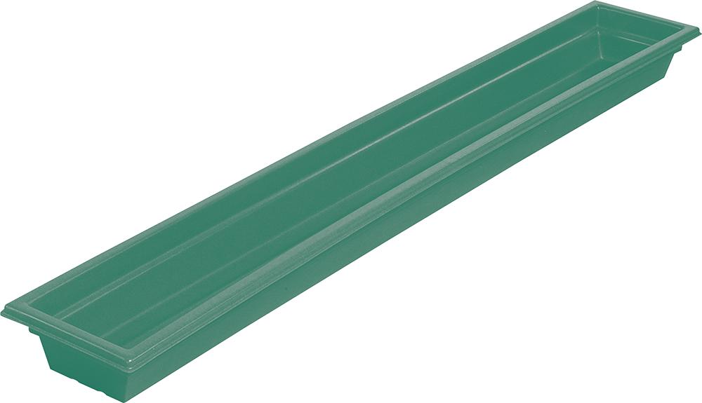 Klauenwanne, Kunststoff, L= 3 m, für Schaf-Fanganlagen
