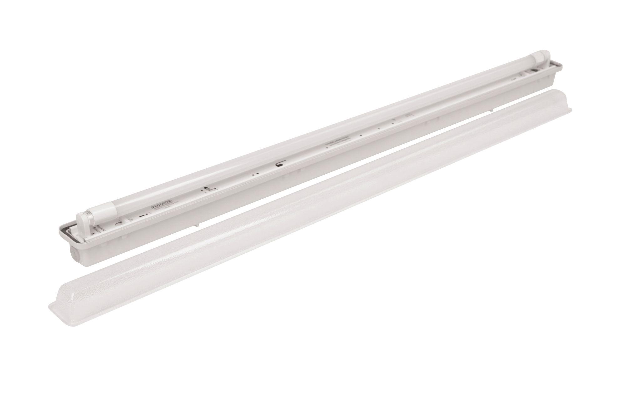 Feuchtraum-Wannenleuchte 150cm für LED-Röhren