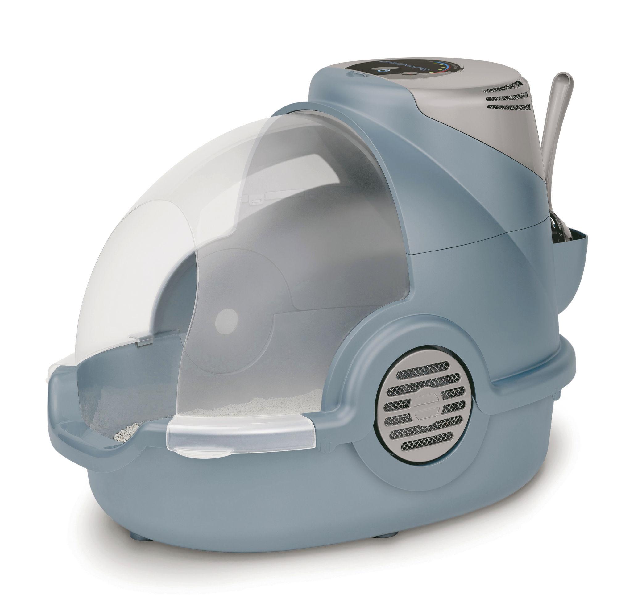 Oster Geruch entfernende Katzentoilette 220V