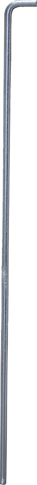 Verbindungsstange für Horden, d= 14 mm Schafe, verzinkt