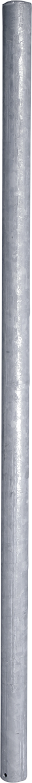 Pfosten d=60 x 3,6 mm, L= 1,65 m, vz mit Verdrehsicherung