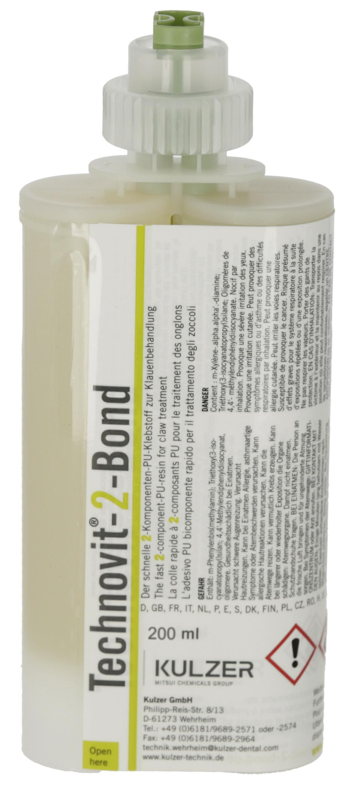 Technovit- 2 Bond- Kartusche 200ml