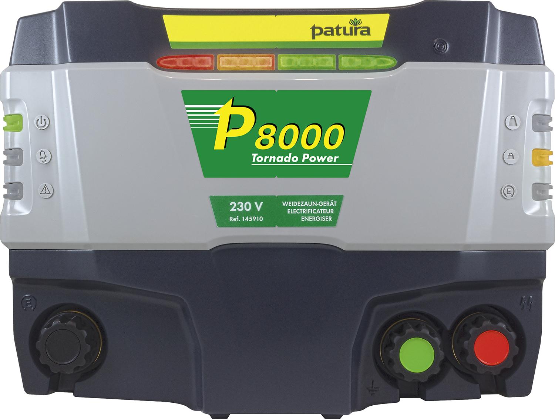 P8000 Tornado Power 230V Netzgerät, 15 Joule