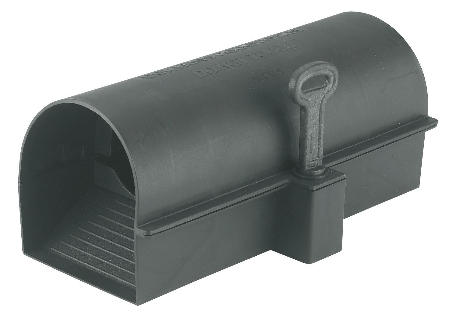 Köderstation BlocBox Alpha 23x10,5x10cm, halbrund