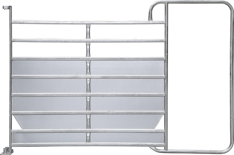 Panel-8 mit Rahmen XL Plus 3,05 m, H= 2,10 m, vz