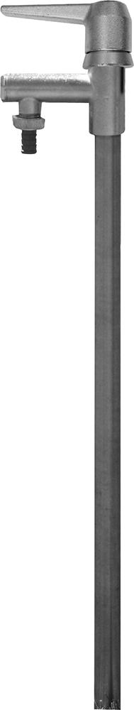 Frostsicheres Standventil (geeignet bis 8 bar Wasserdruck)