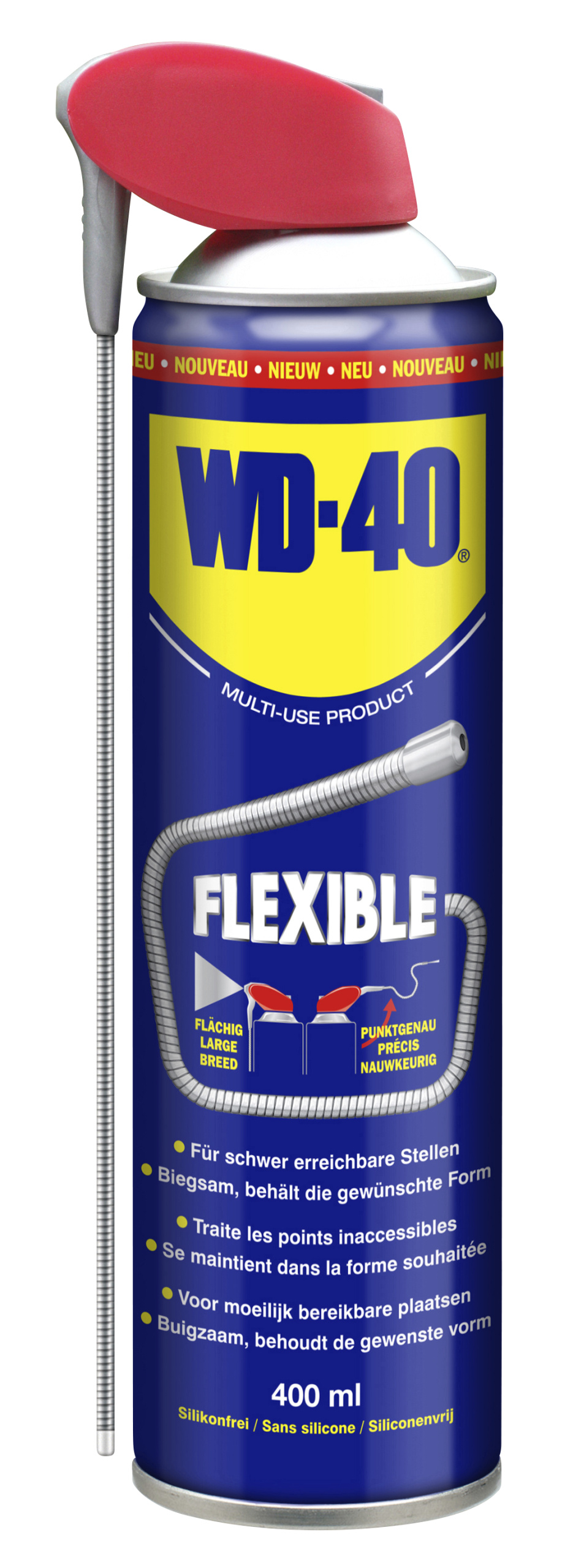 WD-40 Flexible Sprühdose 400ml