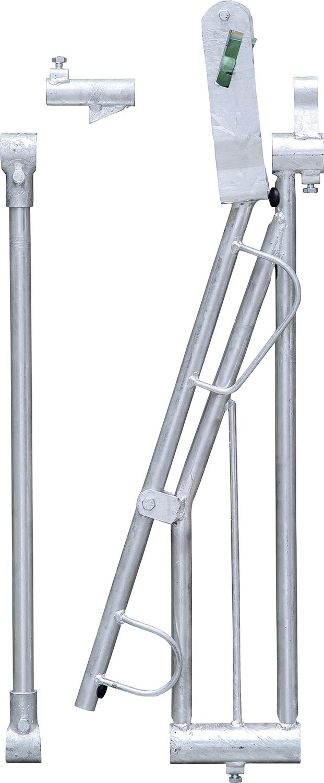 Fressplatz Kälber Modular SV mit Fangbügel und Zwischenstange