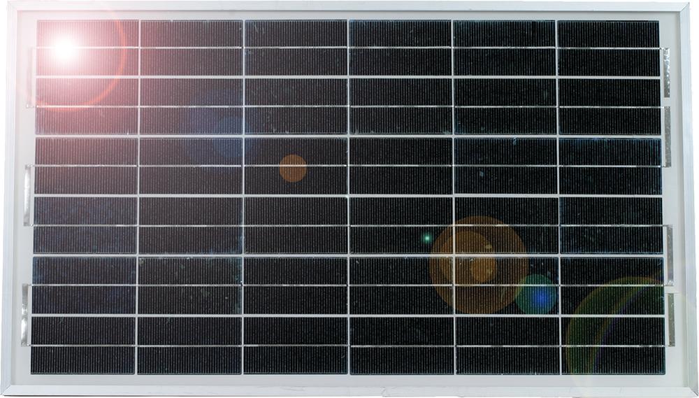 Solarmodul 25 Watt