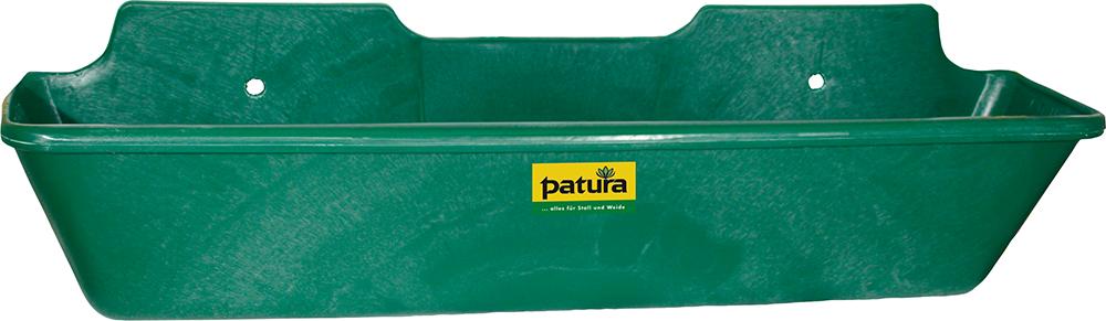 Kunststoff-Langtrog, 50 Liter zum Anschrauben