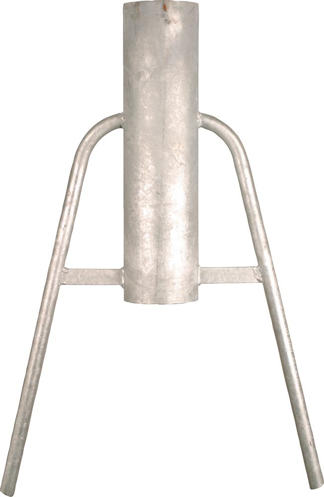 Hand-Ramme für Holzpfosten bis d=12 cm