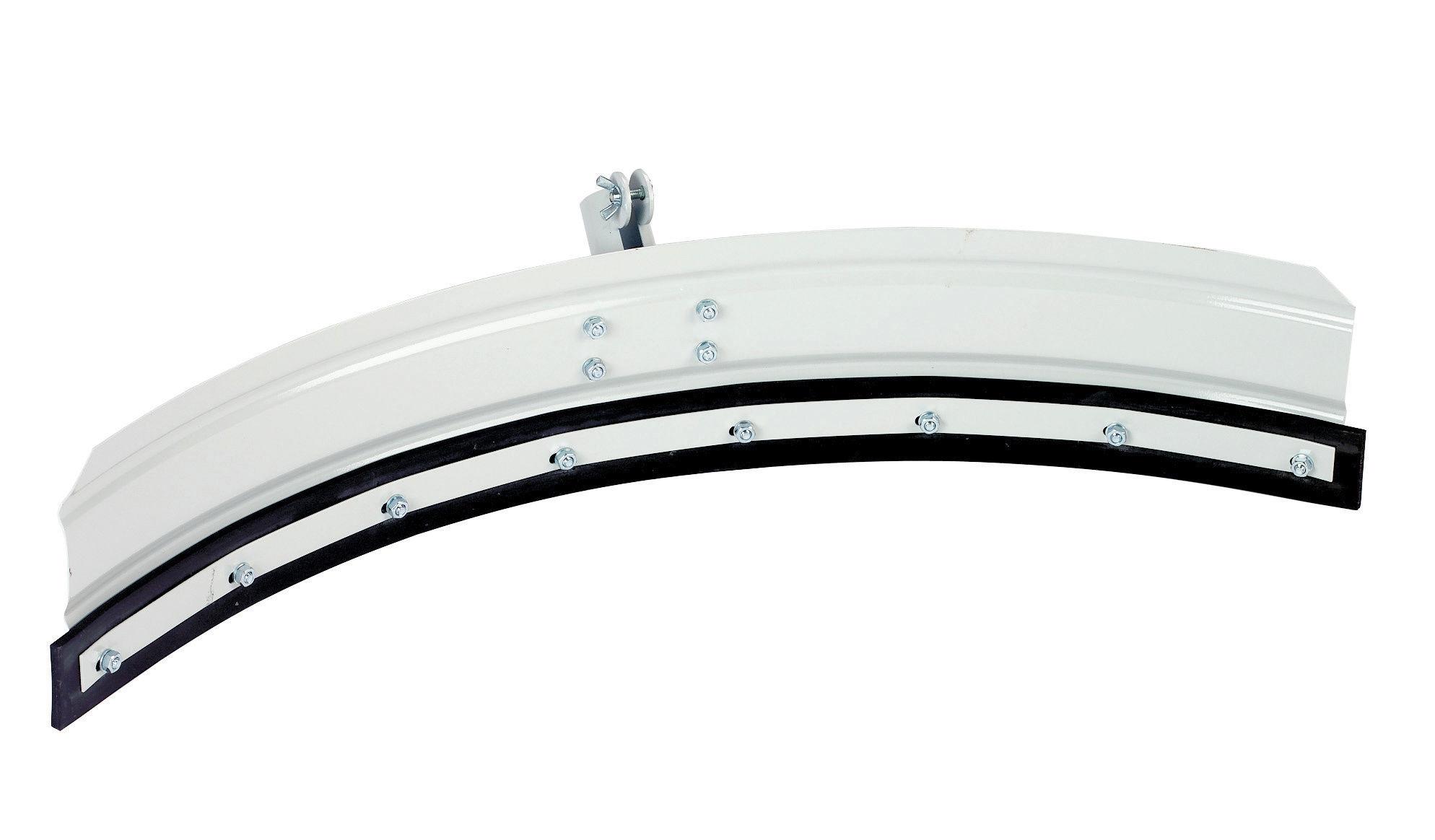 Kot- und Gülleschieber rund, 66cm lichte Weite, Gewebegummi
