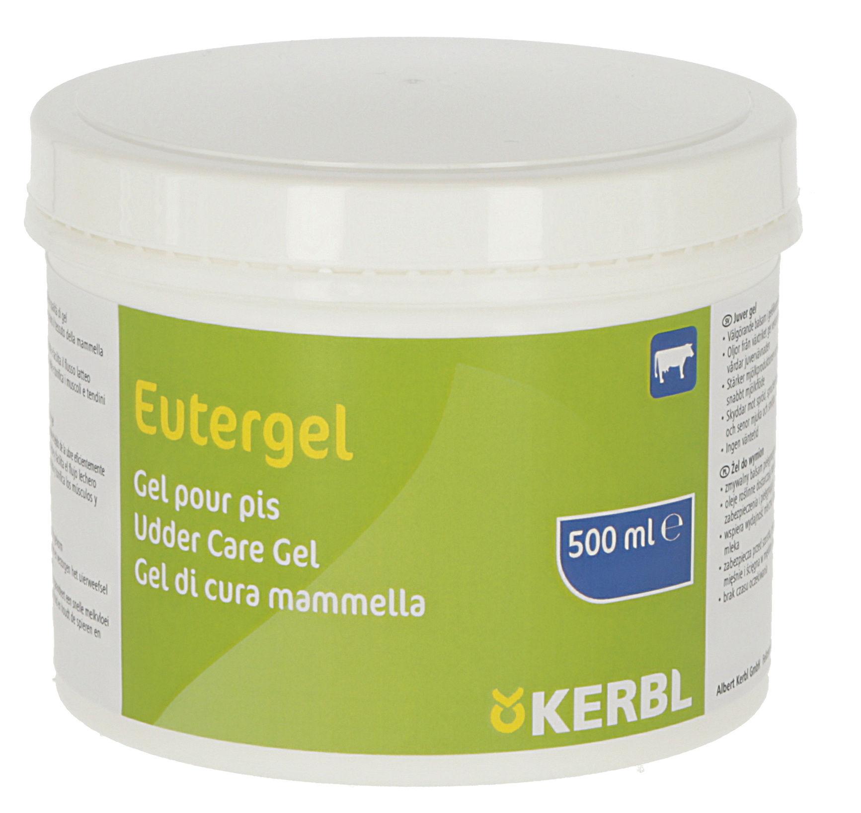 Eutergel grün 500ml Dose