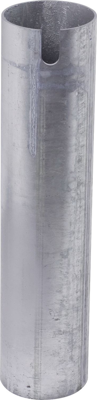 Einbauhülse, 47 cm für Pfosten, d=102 mm, vz