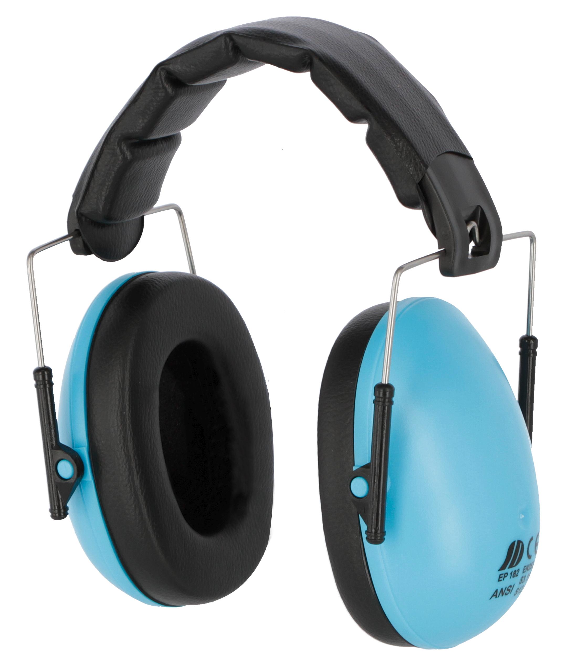 Gehörschutz für Kinder blau, 3-12 Jahre, im Blister
