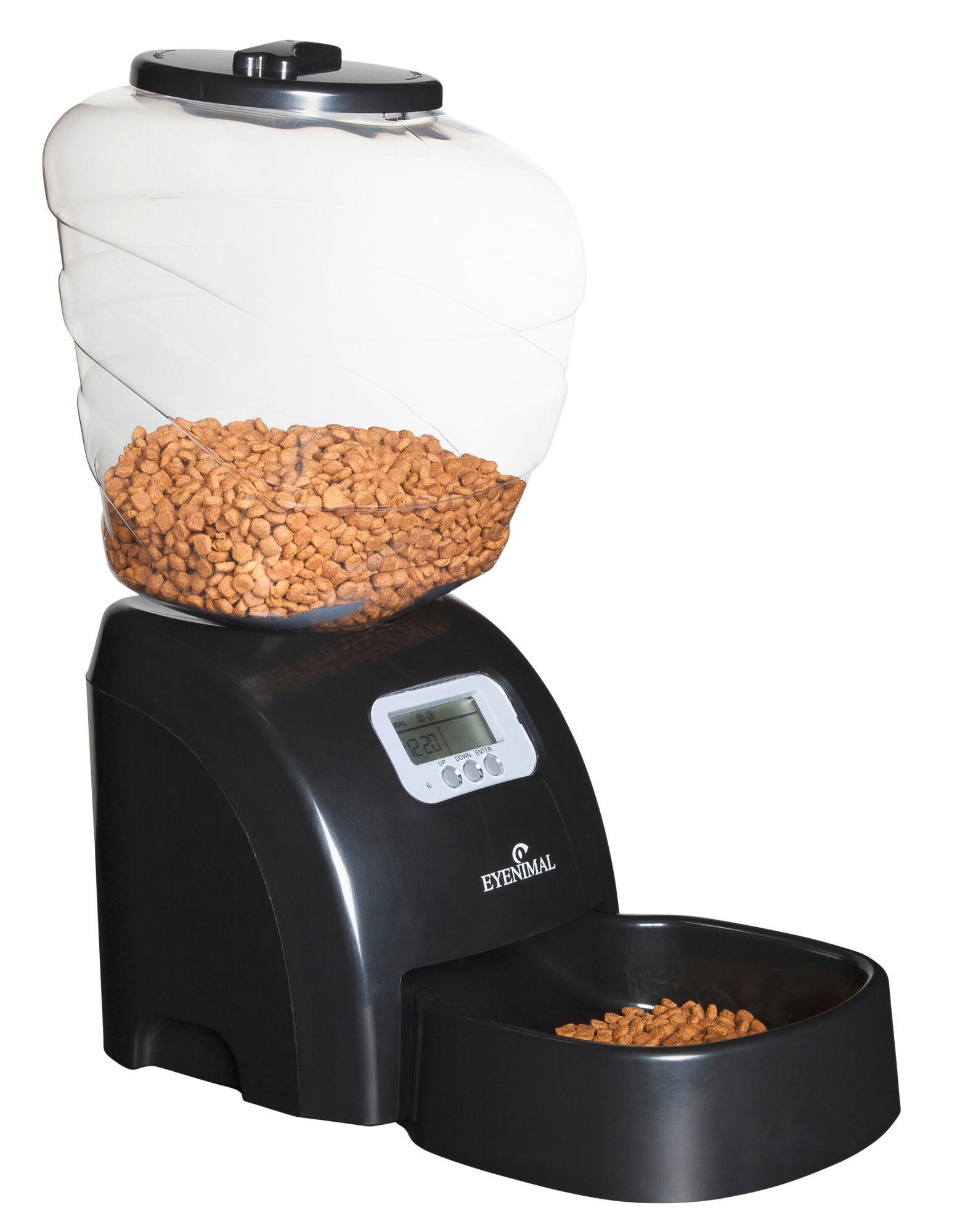 EYENIMAL Electronic Pet Feed Trockenfutter-Automat 5kg