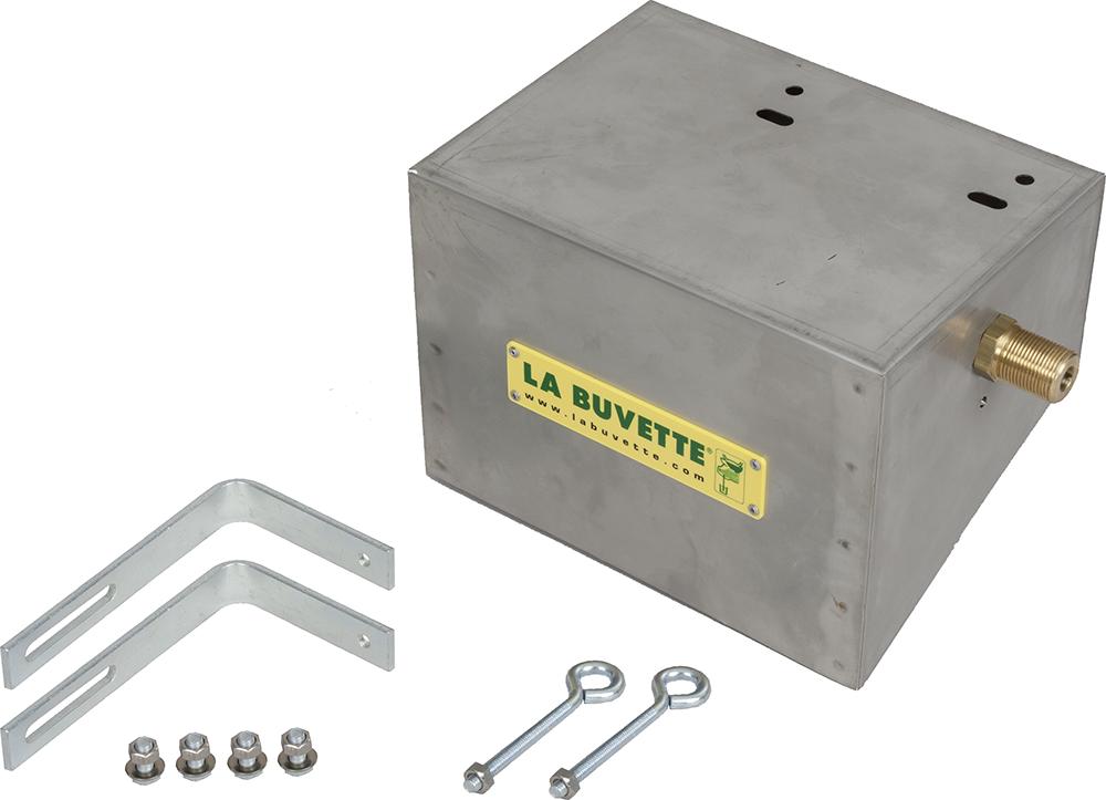 Einbau-Schwimmerventil Mod. Lacabac 72