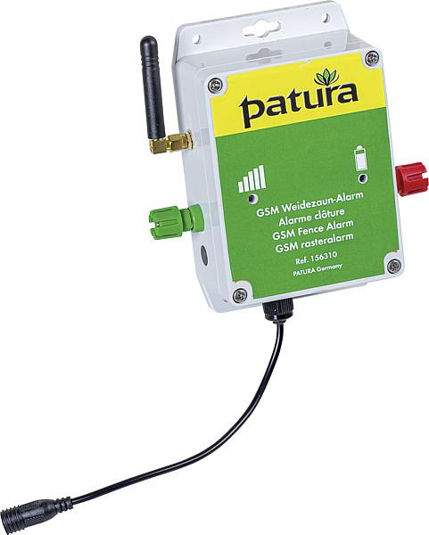 PATURA GSM-Weidezaunalarm