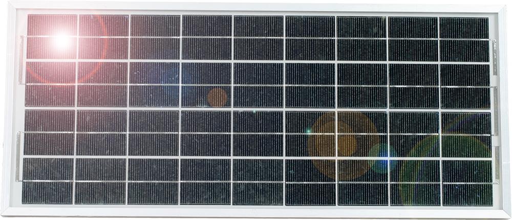 Solarmodul 15 Watt