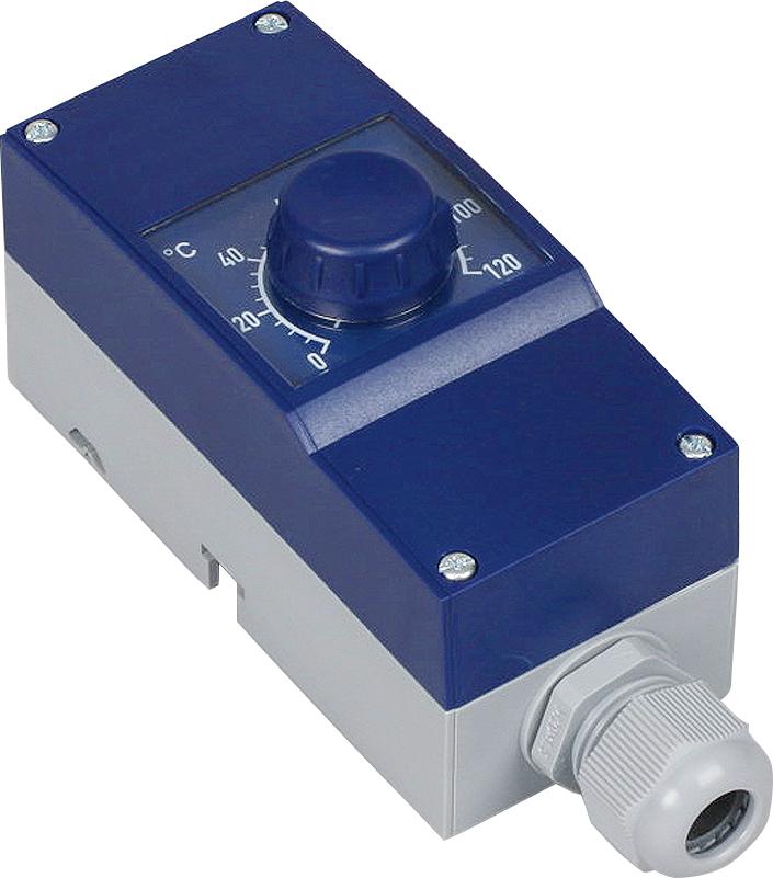 Rohranlege-Thermostat