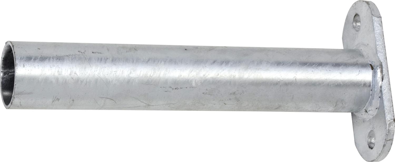 """Einschub Compact einfach (Wandhalter für Rohr 60,3 mm 2"""")"""