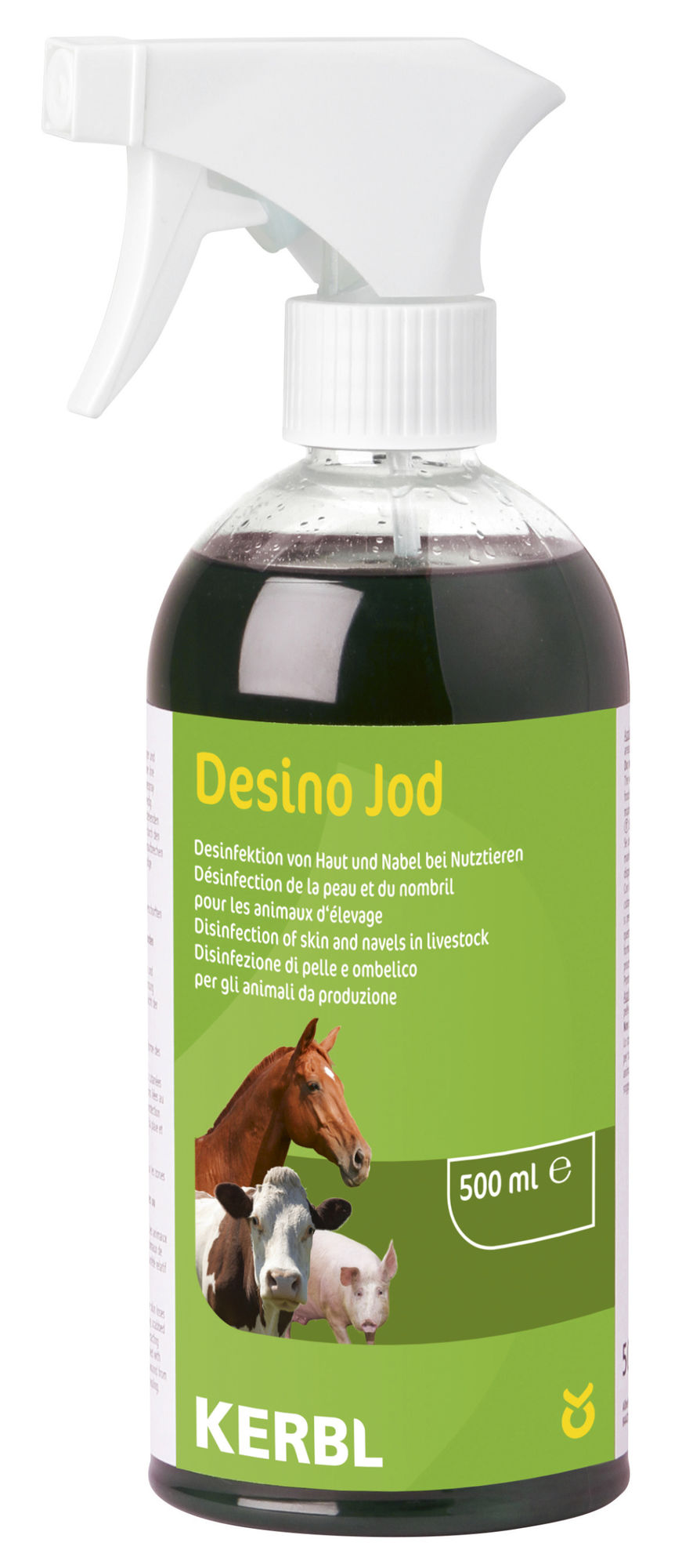 Desino Jod, Desinfektionsspray 500ml