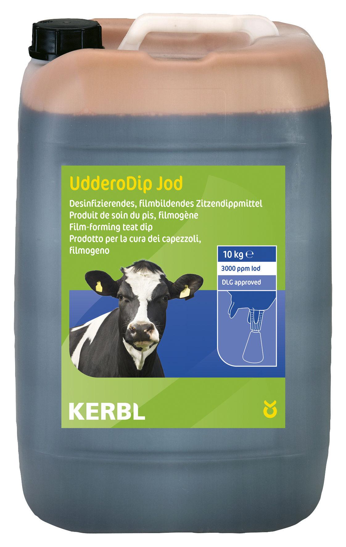 UdderoDip Jod, 10 kg -Kanister