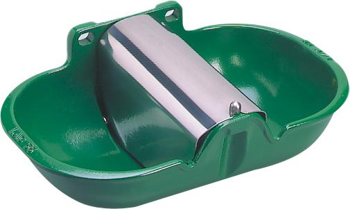 Doppel-Schwimmerbecken Mod. Lac 55 Gussschale mit POLYCOAT-Überzug