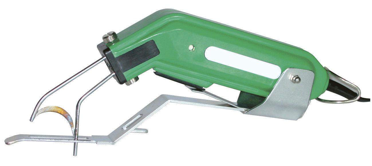 Schwanzkupiergerät elektrisch 230 V, mit Bügel und Schneide