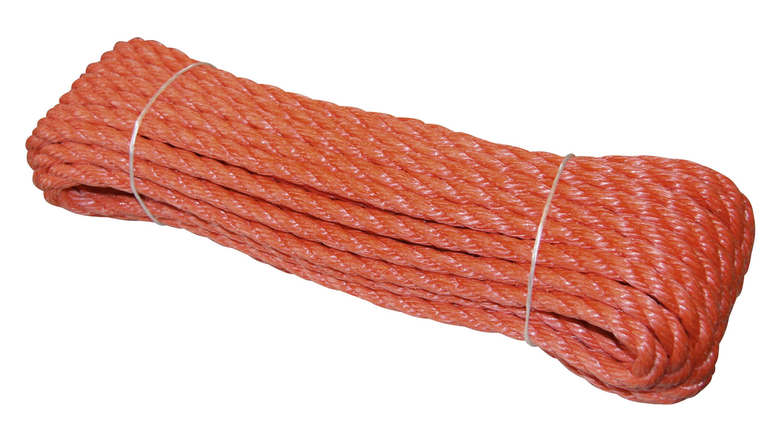 Poly-Seil 12mm, 20m-Knäuel orange