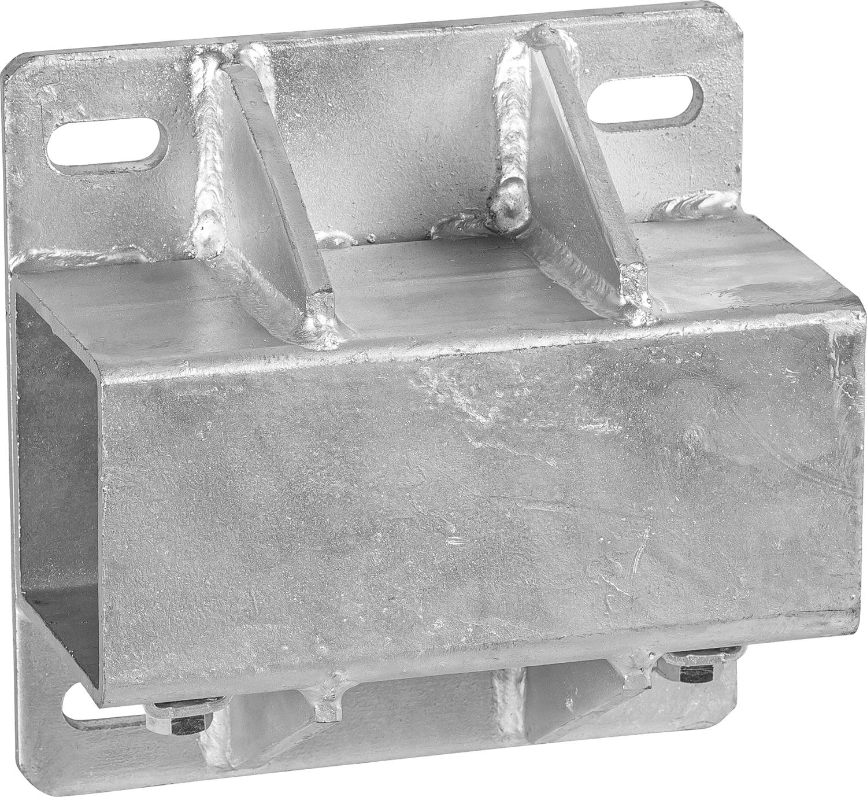 Montageplatte Fingergatter