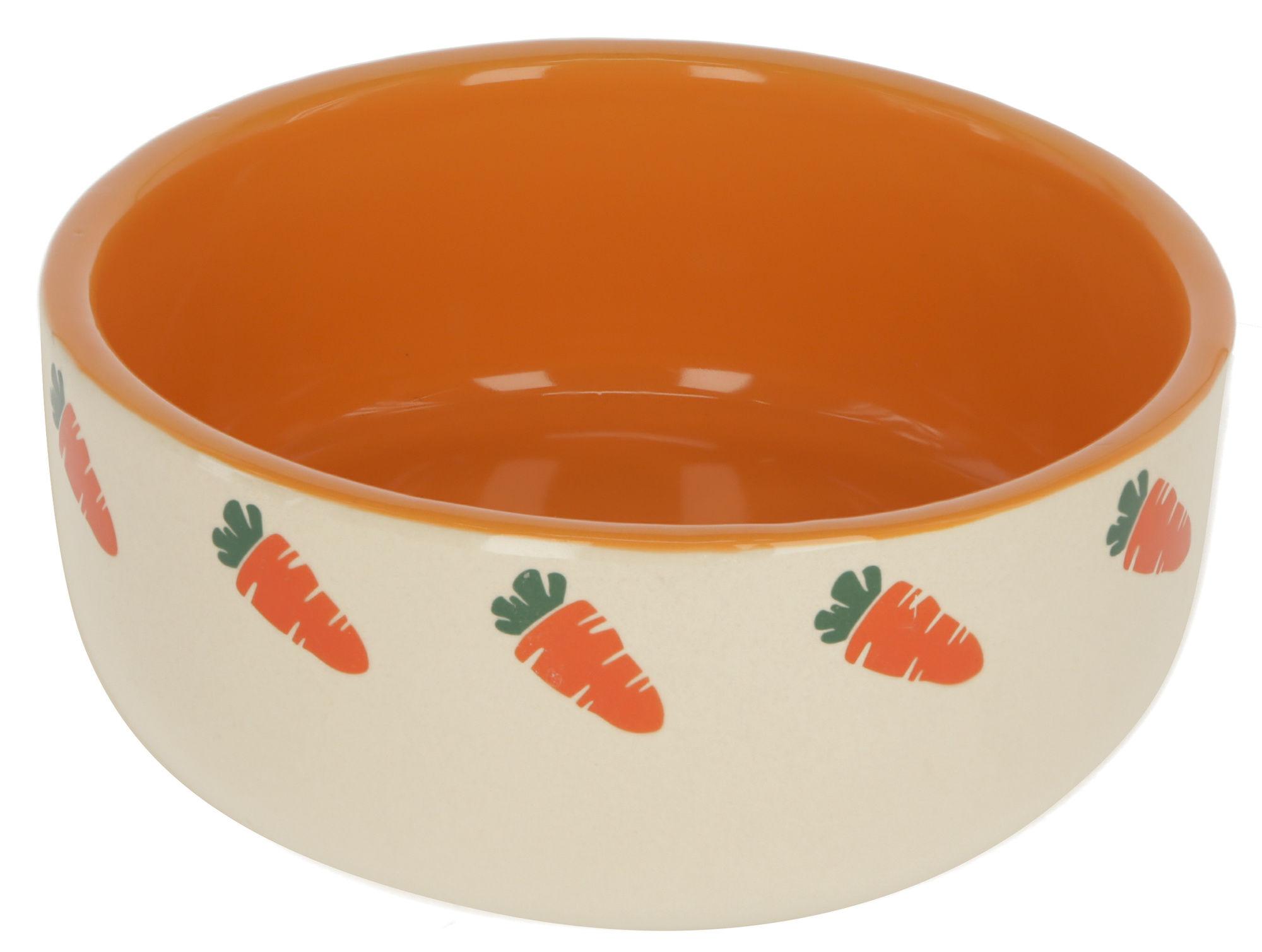 Keramiknapf 500 ml / Ø 13cm für Nager