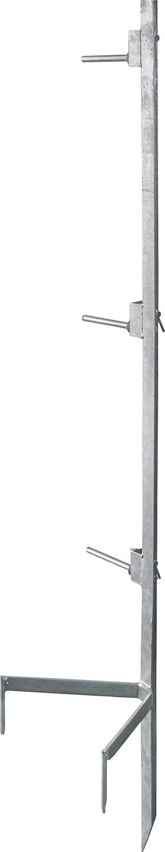 Montagepfahl Compact, für bis zu 3 Haspeln (Ref. 115111)