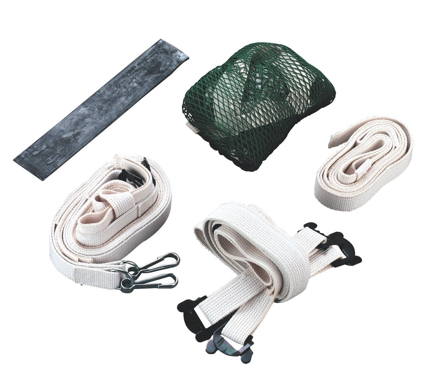 Zitzenschutz grünes Netz, M mit Nackengurt