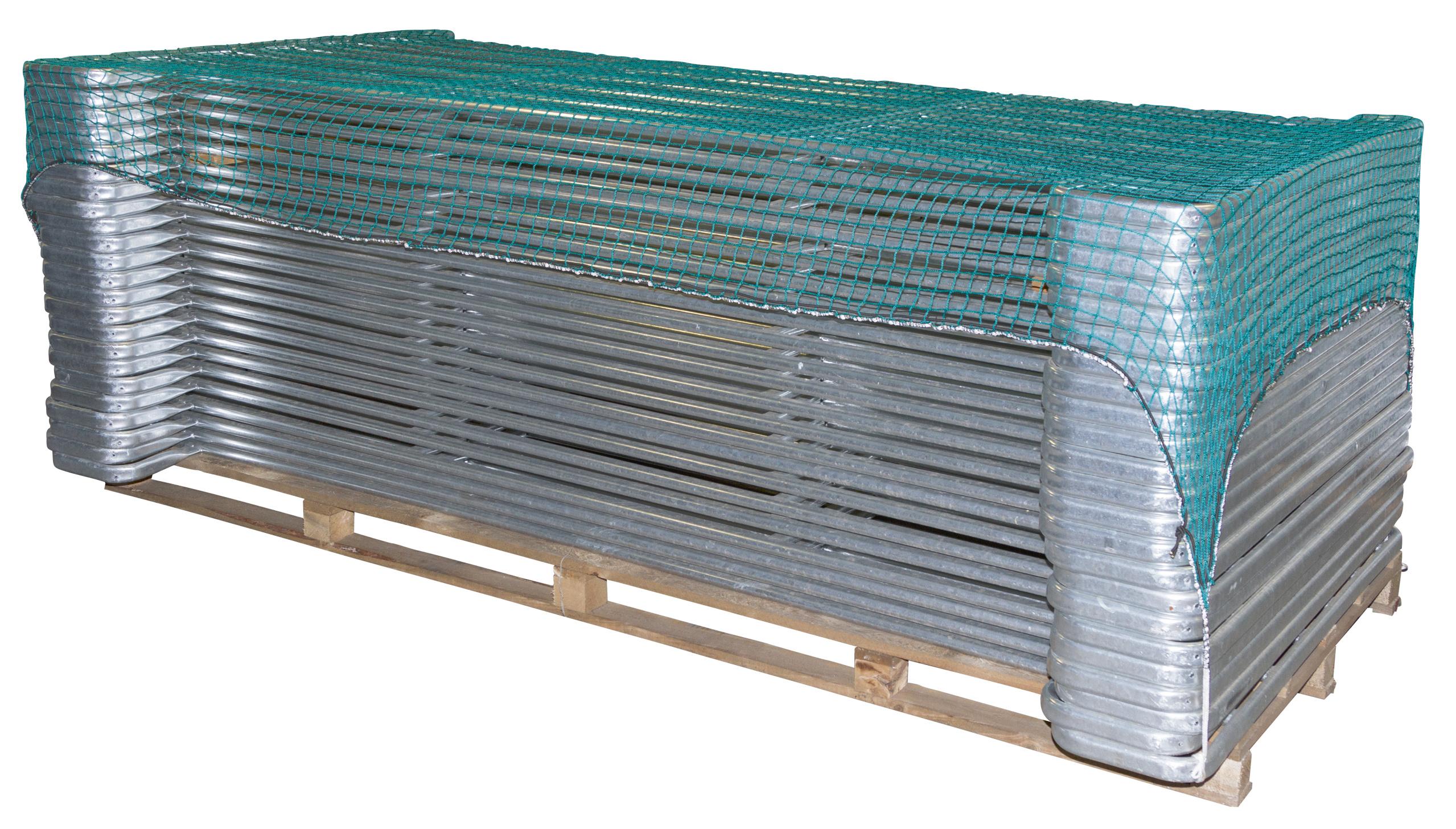 Abdecknetz 2,5x6,5m 45mm Maschenw./3mm Materialst.
