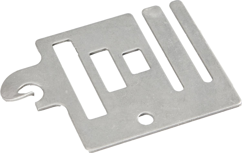 Torgriff-Anschlussplatte bis 40 mm (3 Stück/Pack)