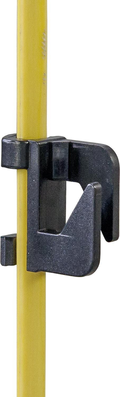 Zusatzisolator für Oval-Glasfiberpfähle (25 Stück/Pack)