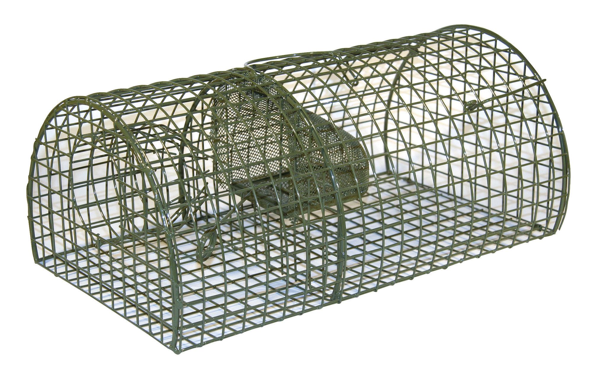Ratten-Massenfänger MultiRat, halbrund, Länge 40cm