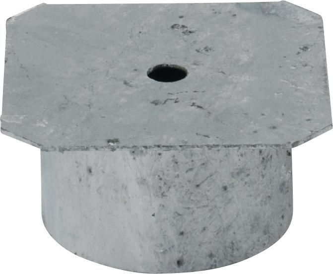 Abdeckung für Einbauhülse d=102 mm