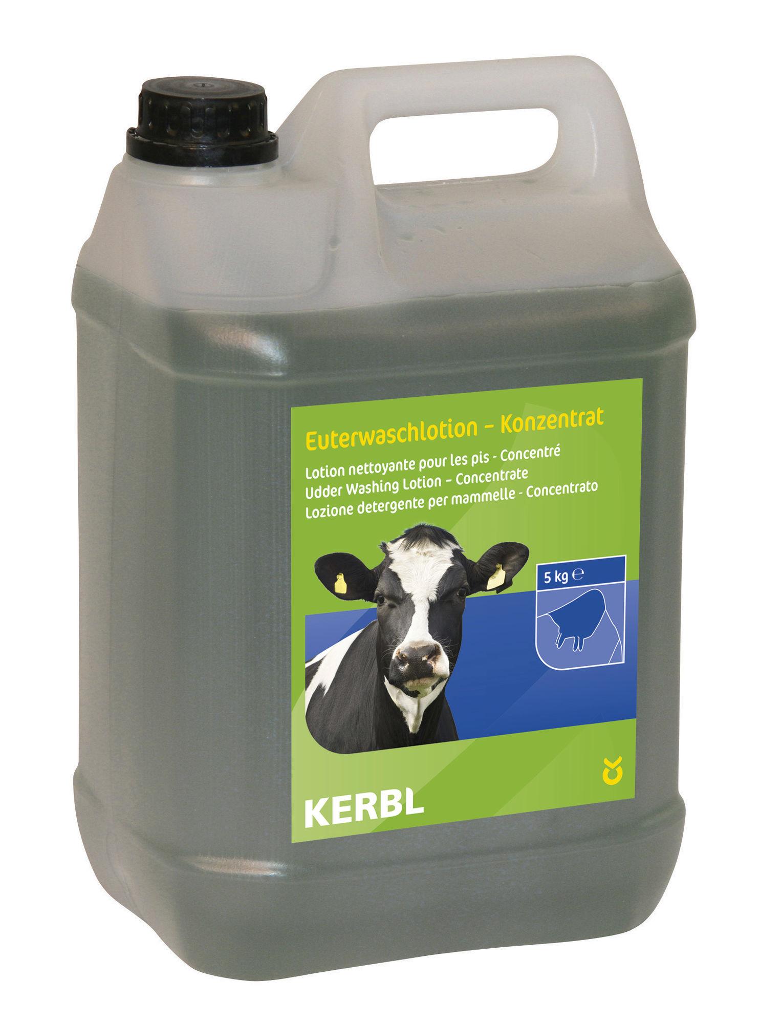 Euter-Waschlotion, 5 kg Kanister