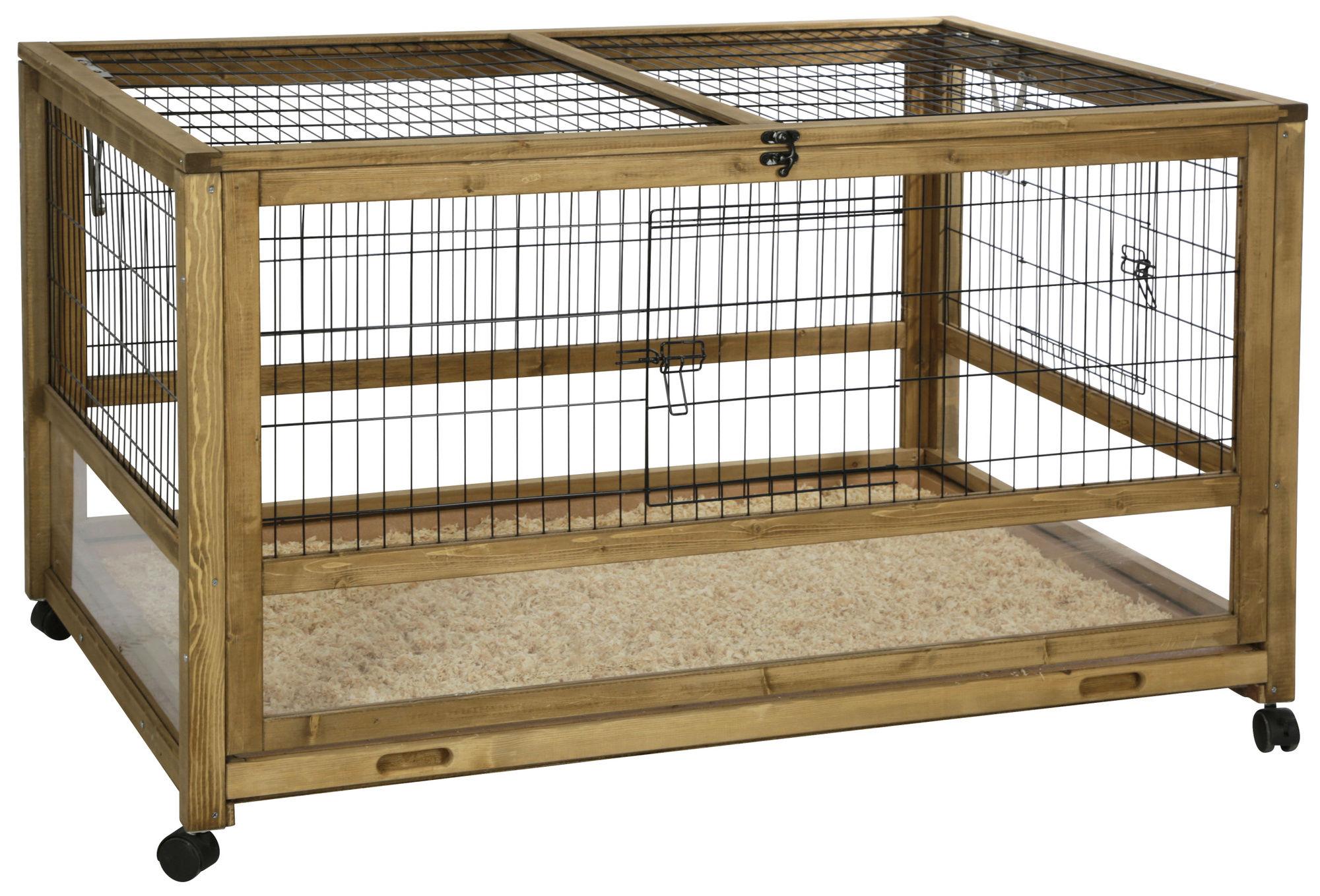 Kleintierkäfig Indoor Space 116 x 75 x 70 cm