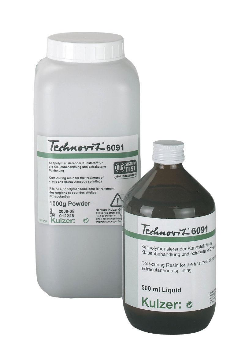 Technovit - Pulver 1000g