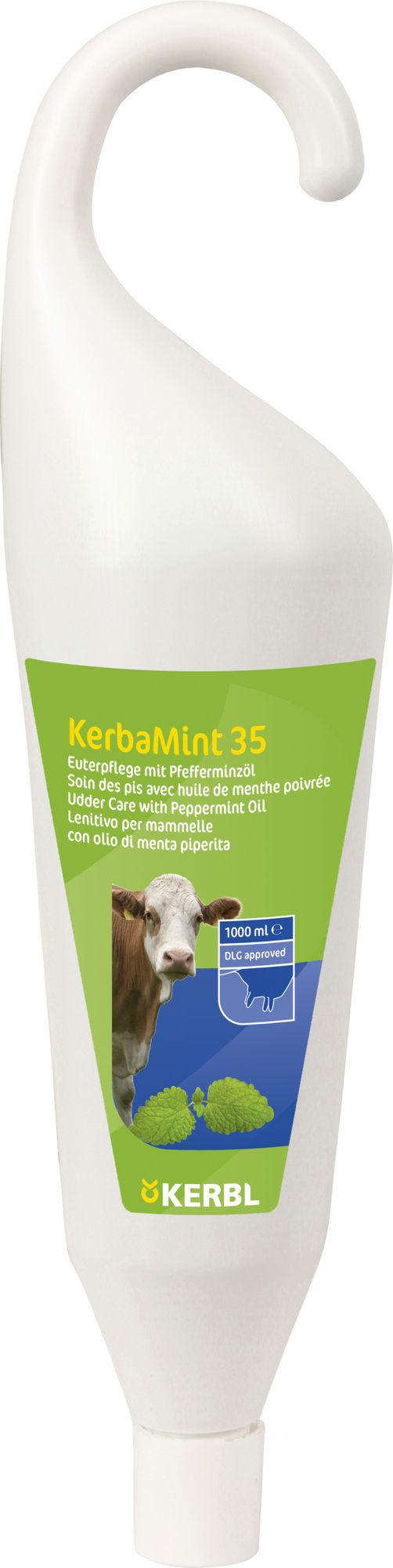 Euterpflegemittel KerbaMINT 1000 ml Hängeflasche