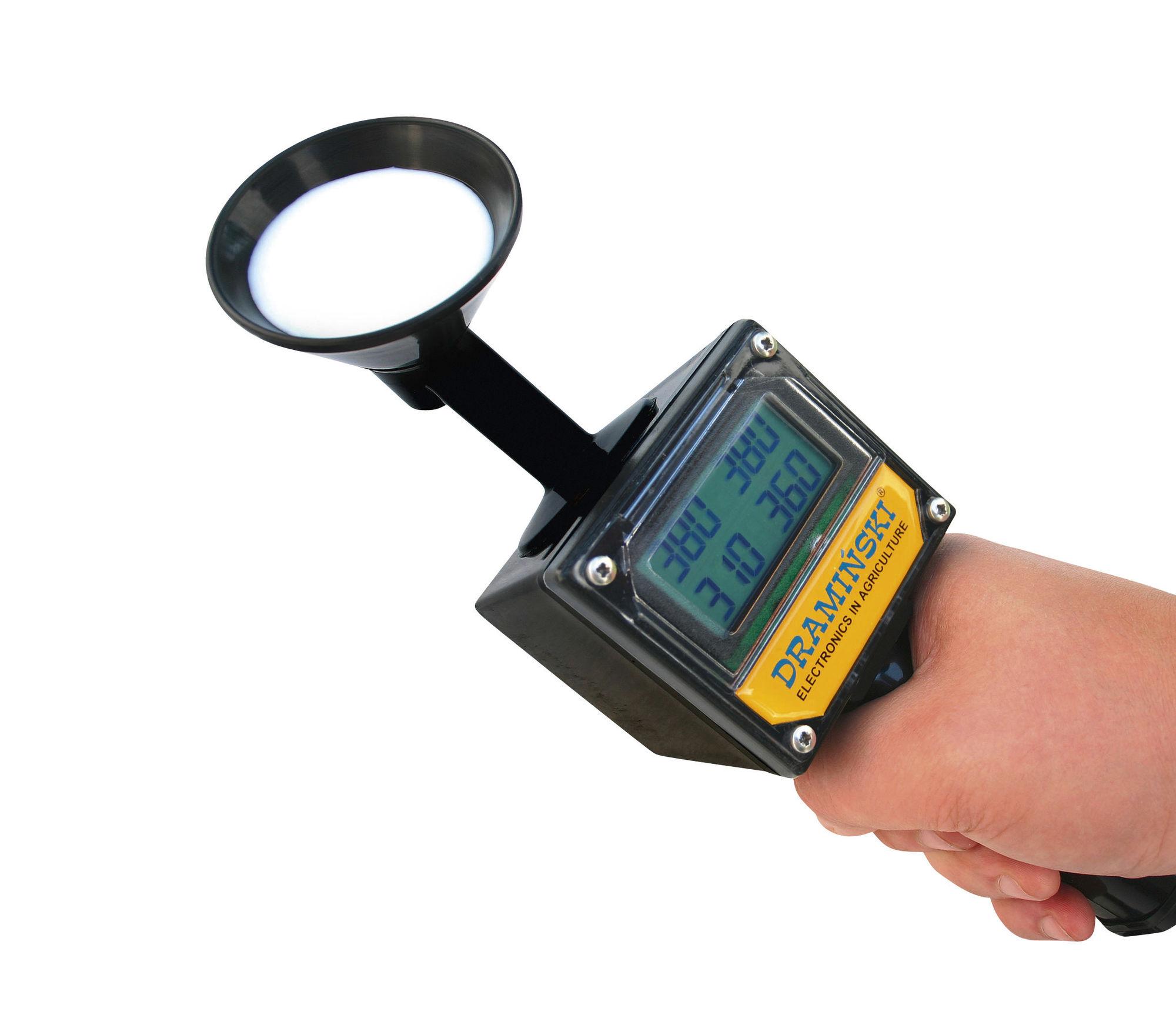 4QMast - Mastitis Detektor mit Anzeige für alle Euterviertel