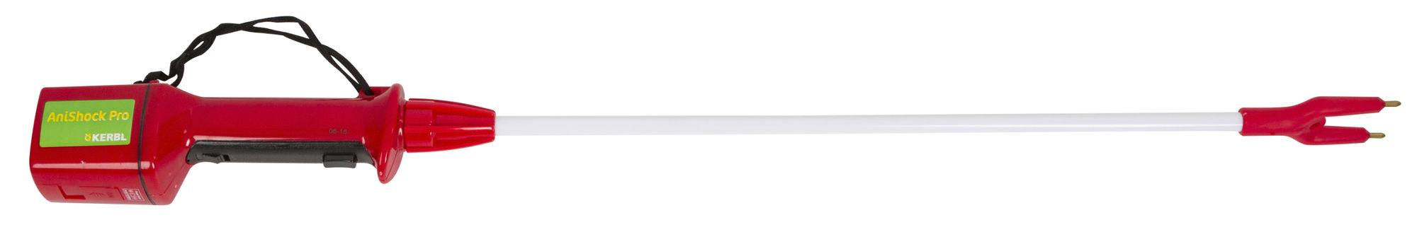 Viehtreiber AniShock Pro rot 2500 Akku, 96cm, inkl Netzteil